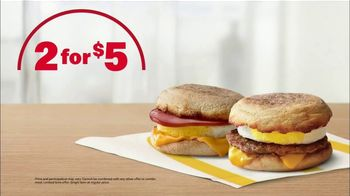 McDonald's 2 for $5 Mix 'N Match TV Spot, 'Step up Your Morning Game' - Thumbnail 7