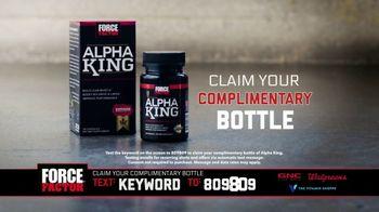 Force Factor Alpha King TV Spot, 'AlphaKing Mediocrity Everywhere' - Thumbnail 3