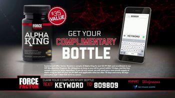 Force Factor Alpha King TV Spot, 'AlphaKing Mediocrity Everywhere' - Thumbnail 6
