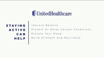 UnitedHealthcare TV Spot, 'Stay Active' - Thumbnail 3