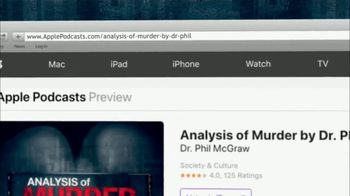 Analysis of Murder by Dr. Phil TV Spot, 'Notorious Murderers' - Thumbnail 10