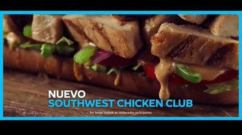 Subway Club Collection TV Spot, 'Fan del nuevo club' [Spanish] - Thumbnail 5