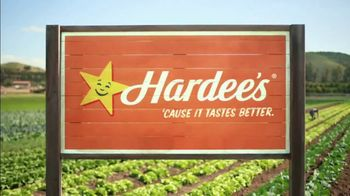 Hardee's Original Roast Beef Sandwiches TV Spot, 'Save a Vegetable Today' - Thumbnail 9