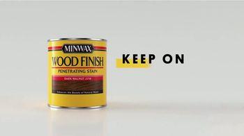 Minwax Wood Finish TV Spot, 'Keep On Finishing' - Thumbnail 10