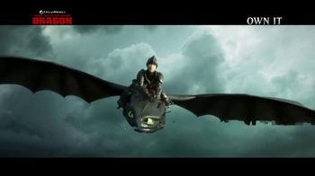 How to Train Your Dragon: The Hidden World Home Entertainment TV Spot - Thumbnail 2