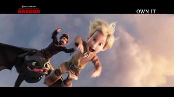 How to Train Your Dragon: The Hidden World Home Entertainment TV Spot - Thumbnail 4