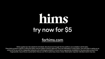 Hims TV Spot, 'Dance' Song by Leikeli47 - Thumbnail 10