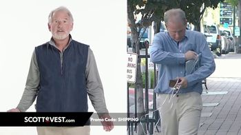 SCOTTeVEST TV Spot, 'It's Not Rocket Science. It's Pocket Science' - Thumbnail 1