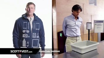 SCOTTeVEST TV Spot, 'It's Not Rocket Science. It's Pocket Science' - Thumbnail 6