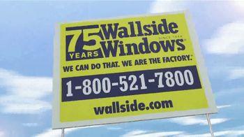 Wallside Windows TV Spot, 'Ending Soon: 75 Months No Interest' - Thumbnail 7