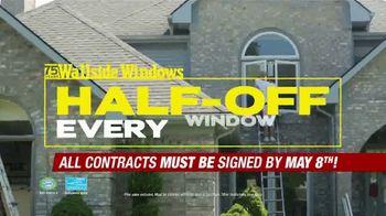 Wallside Windows TV Spot, 'Ending Soon: 75 Months No Interest' - Thumbnail 4