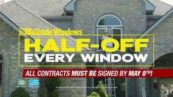 Wallside Windows TV Spot, 'Ending Soon: 75 Months No Interest' - Thumbnail 5