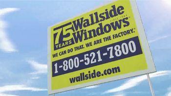 Wallside Windows TV Spot, 'Ending Soon: 75 Months No Interest' - Thumbnail 6