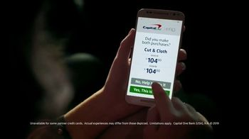 Capital One Eno TV Spot, 'Cinema' - Thumbnail 7