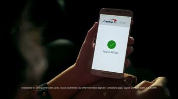 Capital One Eno TV Spot, 'Cinema' - Thumbnail 8
