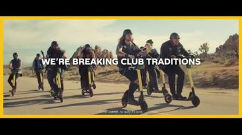 Subway Club Collection TV Spot, 'Breaking Club Traditions'