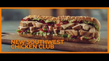 Subway Club Collection TV Spot, 'Breaking Club Traditions' - Thumbnail 8