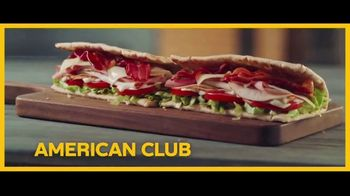 Subway Club Collection TV Spot, 'Breaking Club Traditions' - Thumbnail 9
