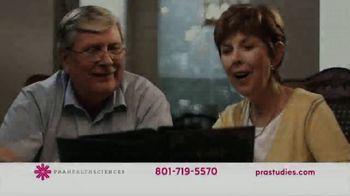 PRA Health Sciences TV Spot, 'Alzheimer's Research Study' - Thumbnail 1