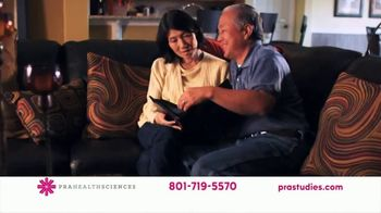 PRA Health Sciences TV Spot, 'Alzheimer's Research Study' - Thumbnail 4