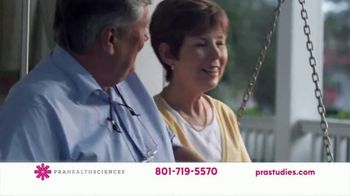 PRA Health Sciences TV Spot, 'Alzheimer's Research Study' - Thumbnail 6