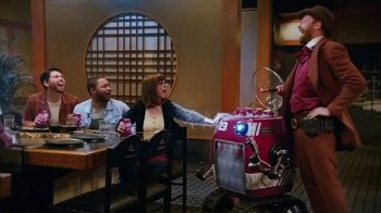 Dr Pepper TV Spot, 'The Adventures of Dr Pepper: Cooler From the Future' - Thumbnail 10