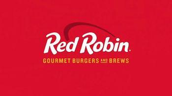 Red Robin Chicky 'Cado TV Spot, 'Gourmet Burgers' - Thumbnail 1