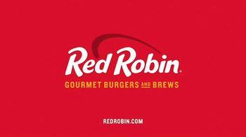 Red Robin Chicky 'Cado TV Spot, 'Gourmet Burgers' - Thumbnail 9