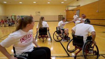 Big Ten Network TV Spot, 'Live Big: Adaptive Sports' - Thumbnail 8
