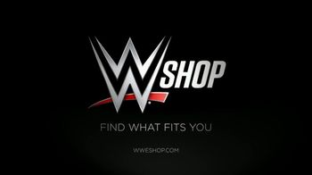 WWE Shop TV Spot, 'Inspired by Millions: 50 Percent Off Tees' - Thumbnail 8