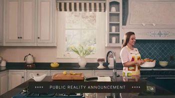 Realtor.com TV Spot, 'Unreal Food Show' - Thumbnail 1