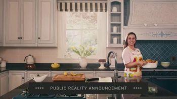Realtor.com TV Spot, 'Unreal Food Show' - Thumbnail 2
