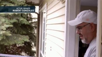 Publishers Clearing House TV Spot, 'Actual Winner: Robert Gonzales' - Thumbnail 1