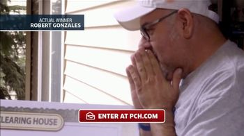 Publishers Clearing House TV Spot, 'Actual Winner: Robert Gonzales' - Thumbnail 3
