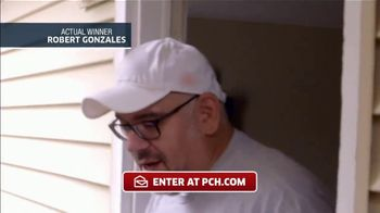 Publishers Clearing House TV Spot, 'Actual Winner: Robert Gonzales' - Thumbnail 5