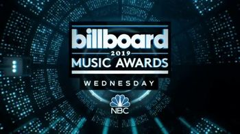 XFINITY TV Spot, 'NBC: 2019 Billboard Music Awards' - Thumbnail 7