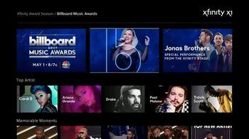 XFINITY TV Spot, 'NBC: 2019 Billboard Music Awards' - Thumbnail 8