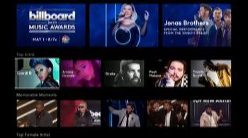 XFINITY TV Spot, 'NBC: 2019 Billboard Music Awards' - Thumbnail 9