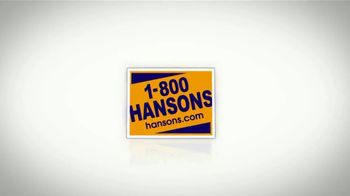 1-800-HANSONS TV Spot, 'Get Your Home Ready Windows' - Thumbnail 1