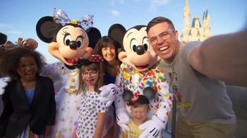 Disney World TV Spot, 'Seize the Magic This Summer' - 727 commercial airings