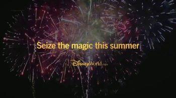 DisneyWorld TV Spot, 'Seize the Magic This Summer' - Thumbnail 8