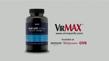 VirMax Blue Light Defense Sleep Formula TV Spot, 'Say Goodnight' - Thumbnail 9