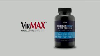 VirMax Blue Light Defense Sleep Formula TV Spot, 'Say Goodnight' - Thumbnail 5