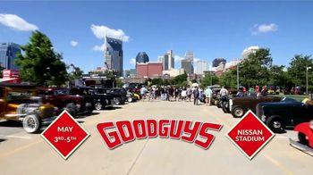 Goodguys Nashville Nationals TV Spot, '2019 Nissan Stadium: Hot Rods' - Thumbnail 1