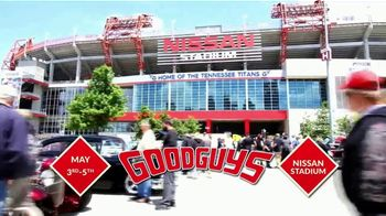 Goodguys Nashville Nationals TV Spot, '2019 Nissan Stadium: Hot Rods' - Thumbnail 2