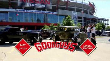 Goodguys Nashville Nationals TV Spot, '2019 Nissan Stadium: Hot Rods' - Thumbnail 3
