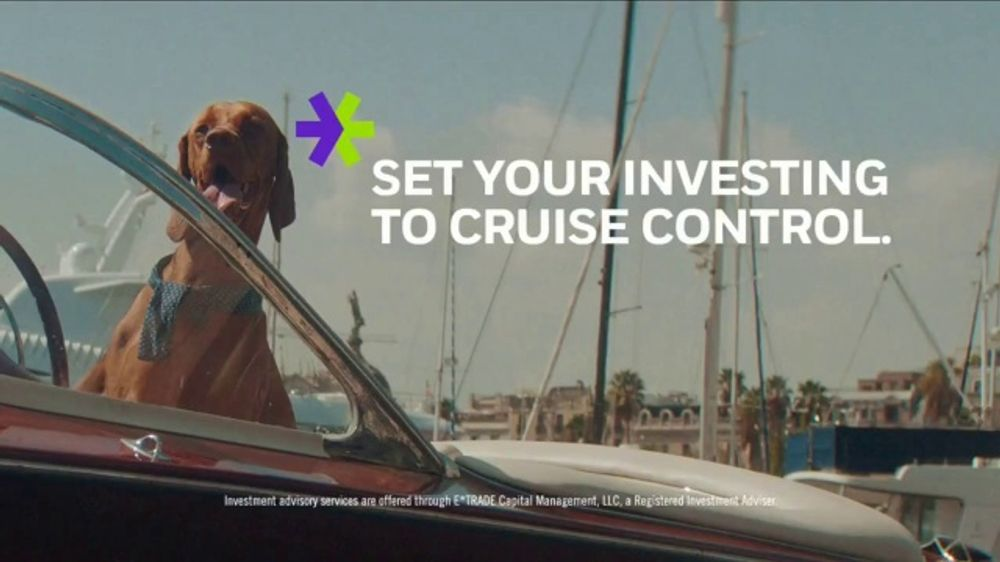 E*TRADE Core Portfolios TV Commercial, 'Cruise Control' Song by George  Clinton - Video