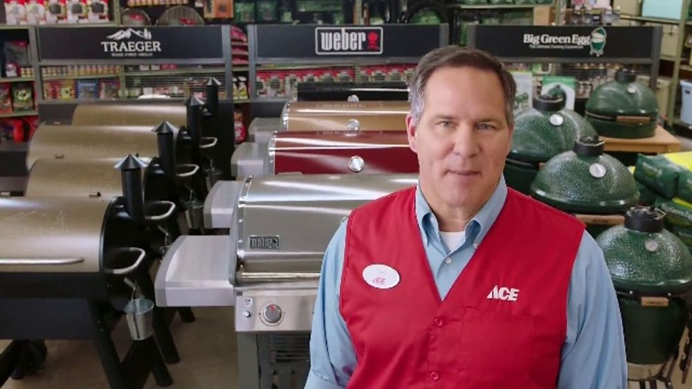Ace Hardware Biggest Grill Event Of The Year Tv Commercial