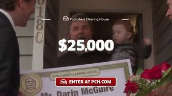 Publishers Clearing House TV Spot, 'Actual Winner: Darin McGuire' - Thumbnail 6