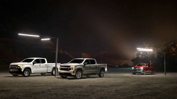 Chevrolet Silverado TV Spot, 'Spotlight' [T1] - Thumbnail 6